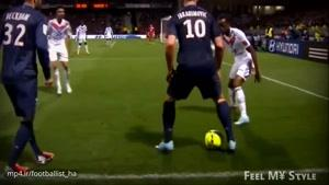 برترین مهارت های دریبل زدن در فوتبال