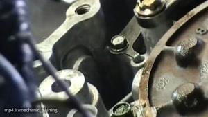 آموزش تعمیر گیربکس نیسان مورانو بخش ۶