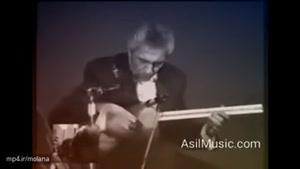 بداهه نوازی فرهنگ شریف، مجری فریدون حافظی