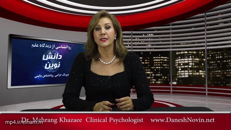 مهرنگ خزاعی - علل بیماری آلزایمر