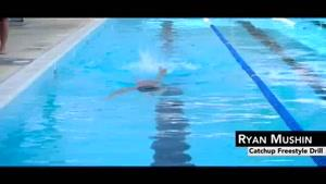 آموزش انواع مدل های حرکات در شنا