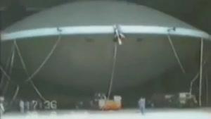 ساخت اولین بشقاب پرنده توسط روسیه سال ۱۹۹۲