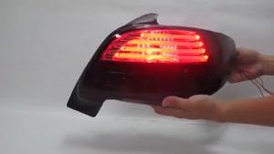 چراغ عقب led برای پژو ۲۰۶