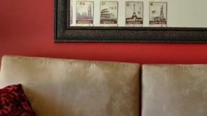 طراحی و ایده دکوراسیون داخلی پذیرایی خانه