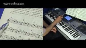 اموزش ساز پیانو - درس ۵