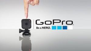 تبلیغ دوربین GoPro - HERO۴Session
