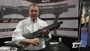 معرفی اسلحه Standard Manufacturing DP ۱۲