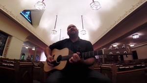 اجرای موزیک زیبا در کلیسا
