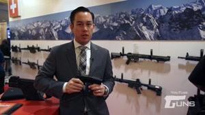 معرفی اسلحه کمری Kriss Sphinx