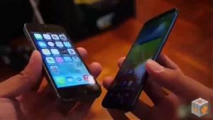مقایسه آیفون ۵ اس با گوشی ال جی جی۲