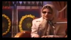 تو را در حضور همه دوست دارم، مریم حیدرزاده به وزیر بهداشت