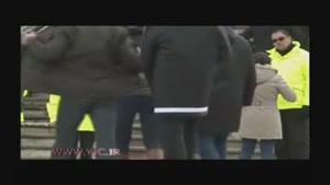 تشدید تدابیر امنیتی در استادیوم های پاریس