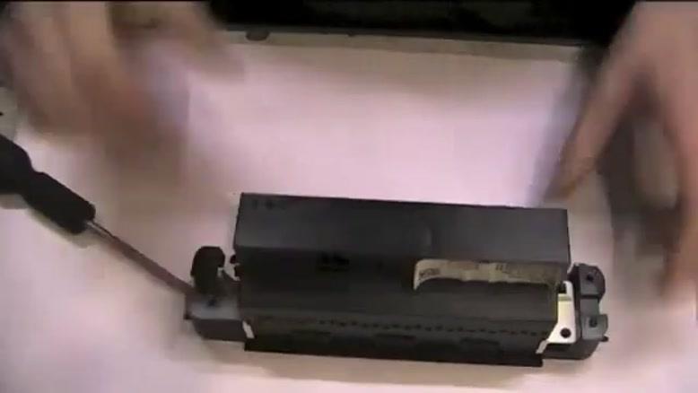 آموزش تعمیر و تعویض چراغ MFD پژو ۴۰۶