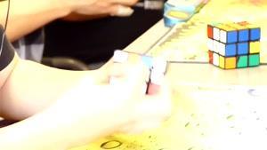 حل مکعب روبیک ۴x۴