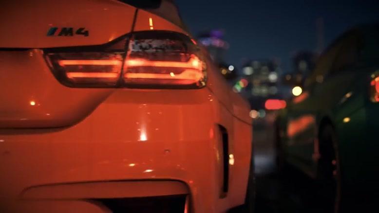 BMW M۲ کوپه در ویدیوی اولین بازی