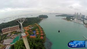 مناطق دیدنی سنگاپور - شهر سنتوزا