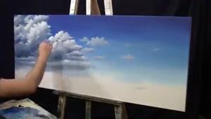 باورتون میشه دست نقاش این رو بکشه؟؟