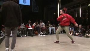 مسابقات رقص هیپ هاپ یک چهارم نهایی ۶