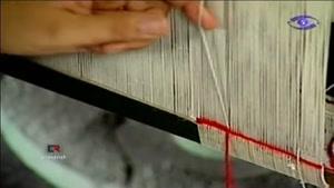 آموزش بافت فرش ایرانی قسمت ۷