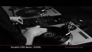 تمرین کردن دی جی توسط DJ CXL