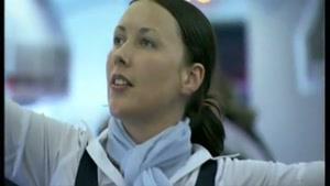 شبیه سازی سقوط هواپیمای شماره ۹۰ فلوریدا در پوتومک کریک قسمت اول