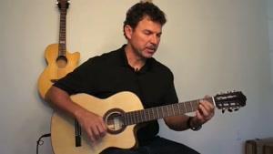 تکنیک ساز ماریچی با گیتار