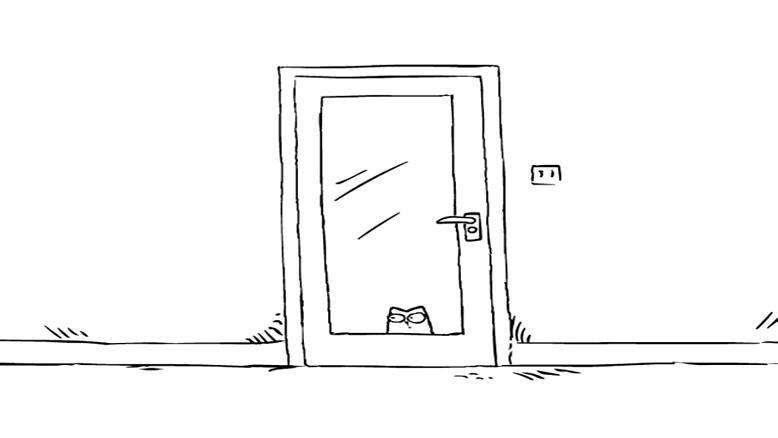 انیمیشن گربه بازیگوش