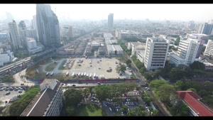شهر بانکوک با دی جی آی فانتوم ۳