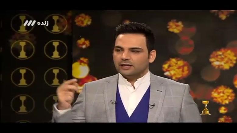 برنامه سه ستاره : مصاحبه با جواد رضویان و ایتمی از کامبیز دیرباز
