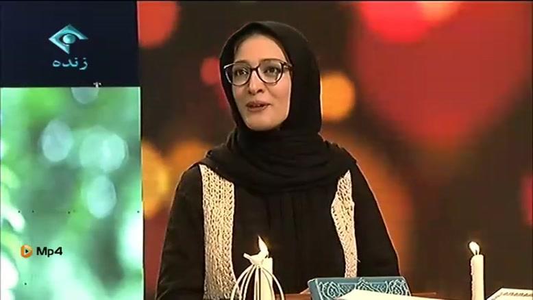 حضور مینا ساداتی و بابک حمیدیان در برنامه یک یک