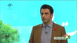 حضور محمدحسین مهدویان در برنامه یک یک
