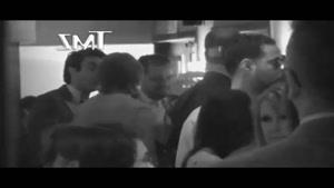 کافه رفتن دیکاپریو بعد از گرفتن جایزه اسکار