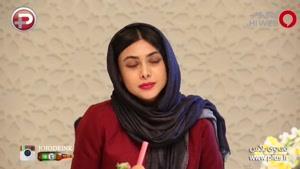 آزاده صمدی: کار خوبی نکردید سال تولدم را گفتید!/مگر شهاب حسینی از مجری گری ستاره نشد؟