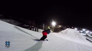 پرش با اسکی و هیجان