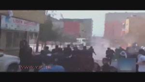 حمله پلیس ترکیه به جشن نوروز