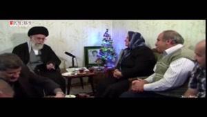 پاسخ رهبر انقلاب به مادر شهید مسیحی