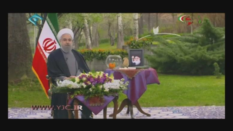 سال ۹۵، سال «امید و تلاش» است تا ایرانی شایسته این ملت بزرگ بسازیم ۹۵