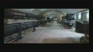 سپاه از سیلوهای موشکی رونمایی کرد
