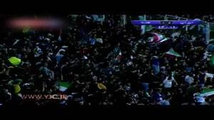 گل دوم حاج صفی؛ ایران ۳ - هند ۰