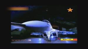 نخستین تصاویر از جنگنده روسی میگ ۳۵