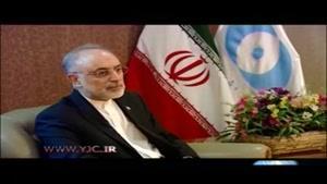گفتگوی اختصاصی با رئیس سازمان انرژی اتمی و مرور خاطرات مذاکرات هسته ای