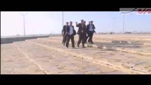 فیلم/ اولین دهکده گردشگری ساحلی ایران