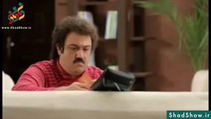 کلیپ خنده دار ساندویچ خریدن مهران غفوریان