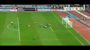 مصر ۱-۰ نیجریه