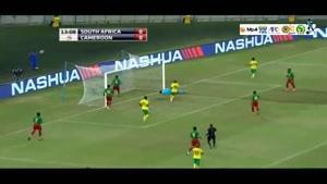آفریقای جنوبی ۰-۰ کامرون