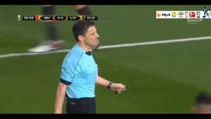منچستریونایتد 1-1 لیورپول