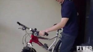 پارکینگ مخصوص دوچرخه ( parkis)