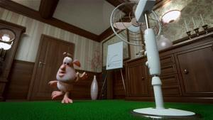 انیمیشن بوبا - این قسمت دفتر