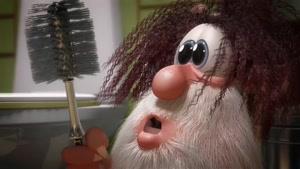 انیمیشن بوبا - این قسمت حمام