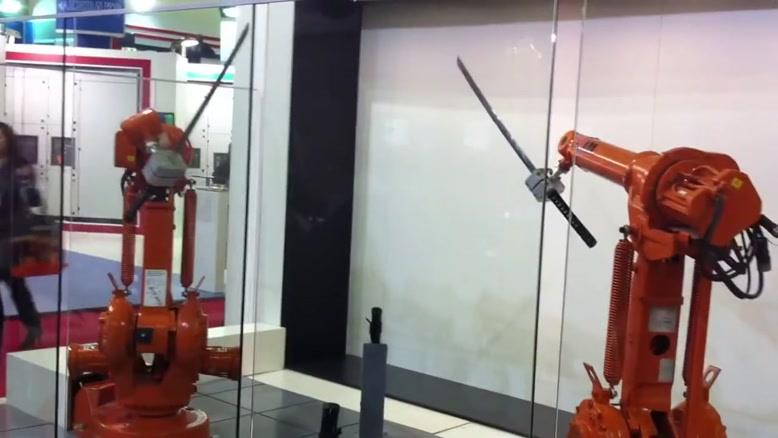 Дню, промышленные роботы гифы